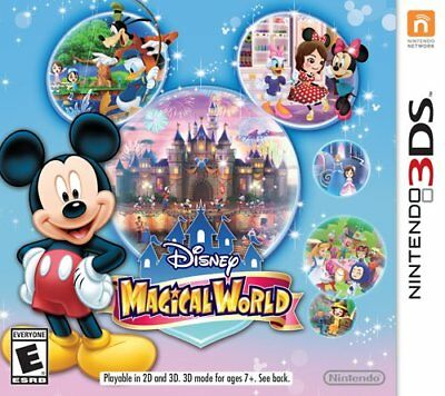 Nintendo Disney Magical World