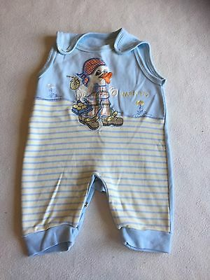 Baby Boys Clothes 0-3 Months- Cute Romper Outfit -