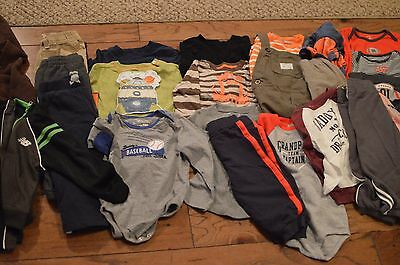23 Piece Baby Boy Clothes Lot 24 Months - #19
