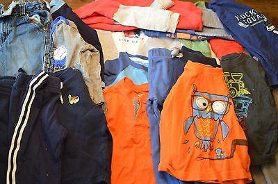 22 Piece Baby Boy Clothes Lot 18 Months - #14