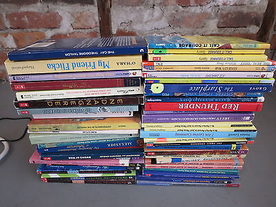 CHILDREN'S Chapter BOOK LOT 49 Accelerated Reader AR 6th Sixth Grade Level
