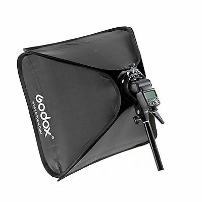 "Godox 24""x24""/60cmx60cm Portable Collapsible Softbox Kit for Camera Photograp..."