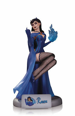 DC Collectibles Comics Bombshells: Raven Statue NEW IN BOX