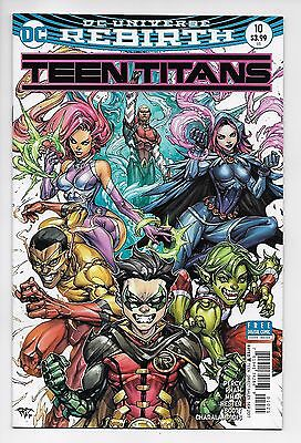 Teen Titans #10 - Rebirth Variant Cover (DC, 2017) - New/Unread (NM)