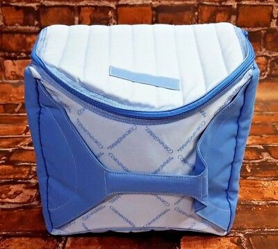 Vintage Corning Ware Insulated Container Bag Warmer Travel Case Corningware