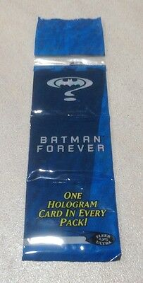 "1995 Fleer Ultra ""Batman Forever"" - Trading Cards Rack Pack"