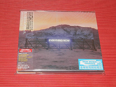 2017 JAPAN CD ARCADE FIRE Everything Now DIGI SLEEVE