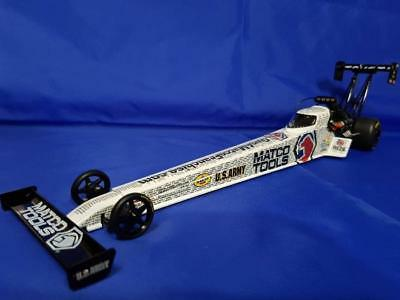 2017 Antron Brown Matco Tools DSR 1:24th 3x Champion NHRA Top Fuel Dragster