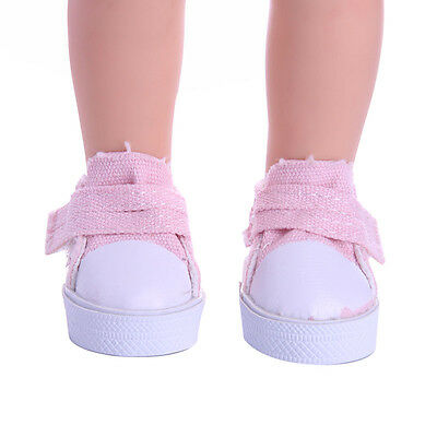 """super lovely dolls'   fashion  shoes for 14.5"""" welliewishers doll  n1096"""