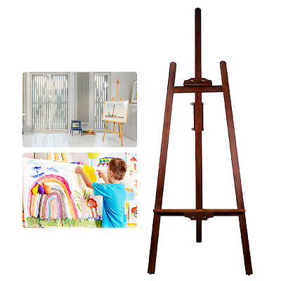 Studio Wooden Easel Display Art Craft Artist Wedding Stand Adjustable Painting