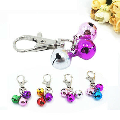 Pet Dog Cat Collar Animal Bell Accessories For Collar Loud Bell Safety Good Cute