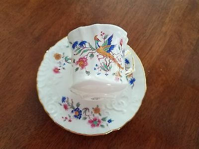 Hammersley Fine Bone China Teacup & Saucer - Spode Group