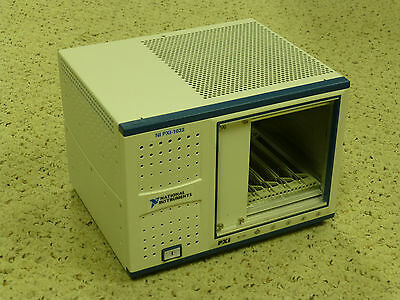 National Instruments NI PXI-1033 Chassis / 5-Slot PXI Mainframe w/ MXI-Express
