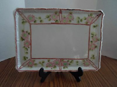 Vintage Vanity Tray  Oblong Shape  Japan