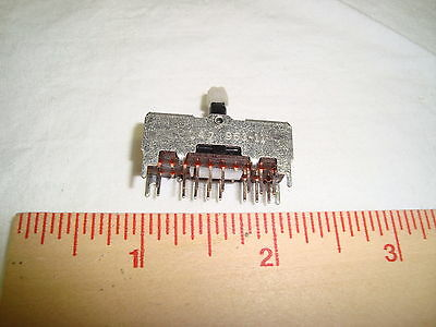 Alps Toggle Switch 047 963-11 Vintage