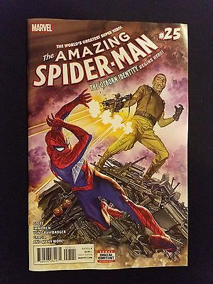 Marvel Amazing Spider-Man, Vol. 4 # 25 (1st Print)
