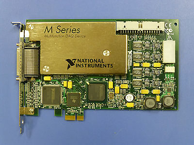 National Instruments PCIe-6259 NI DAQ Card, 32 Ch Analog Input, Multifunction