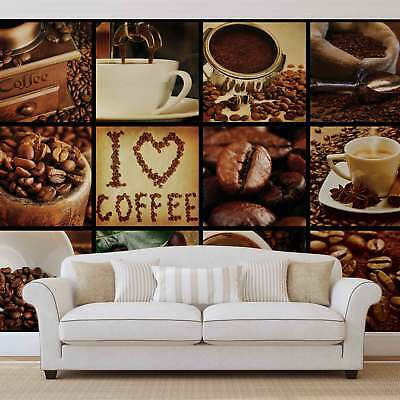 WALL MURAL PHOTO WALLPAPER XXL Coffee Cafe	 (10315WS)