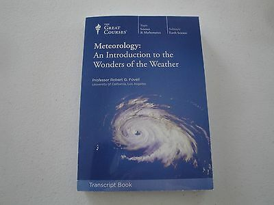 Meteorology an introduction to the wonders of the weather meteorology an introduction to the wonders of the weather transcript book only fandeluxe Choice Image