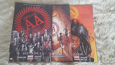 Marvel's Avengers Arena - Vol.1, 2 and 3 - Paperback