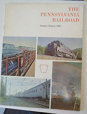Pennsylvania Railroad 1964 Annual Report