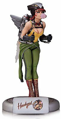 DC Collectibles DC Comics Bombshells: Hawkgirl Statue NEW IN BOX