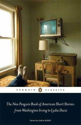 The New Penguin Book of American Short Stories, from Washington... 9780141194424