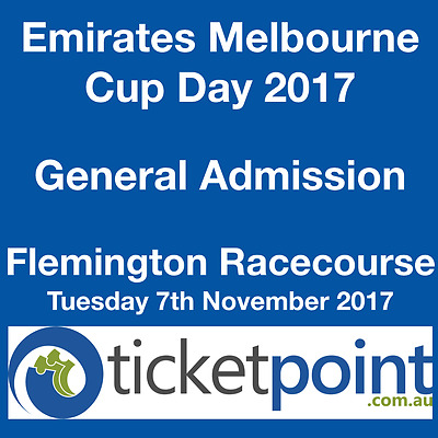 Emirates Melbourne Cup | Melbourne Cup Carnival 2017 | General Admission Tickets
