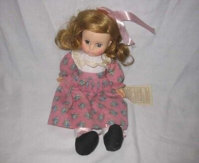 "Gorgeous Vintage 14"" 1970 HORSMAN Girl Doll Great Coloring"