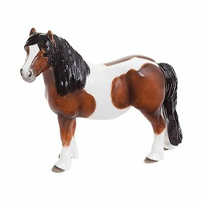 "John Beswick Royal Doulton  Horse ""First Pony"" Skewbald figurine - Boxed-PERFECT"