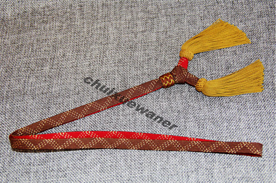 WWII Japanese Army general officer's sword tassel (silk)(Reproductions)