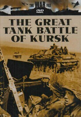 The Great Tank Battle Of Kursk [2002] [DVD] - DVD  RPVG The Cheap Fast Free Post