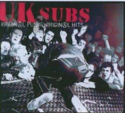 UK Subs - Original Punks - Original Hits - UK Subs CD TSVG The Cheap Fast Free