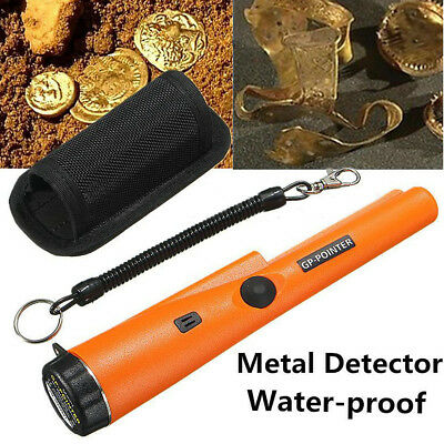 Pinpointer Pin Pointer Metal Detector Automatic Tuning IP66 Water Dust Resistant