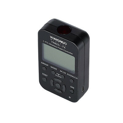 Yongnuo YN-622C-TX YN622 LCD TTL Wireless Flash Controller For Canon YN685
