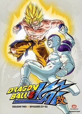 Dragon Ball Z Kai - Season Two [New DVD] Boxed Set