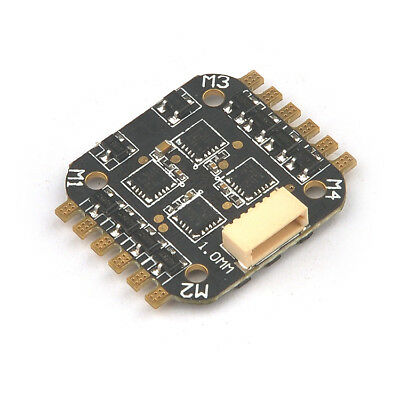 Teeny1S F3 Flight Controller Board Built-in OSD+4 In1 BLHeli_S ESC RC Drone Quad