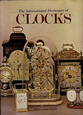 International Dictionary of Clocks (English and Sp