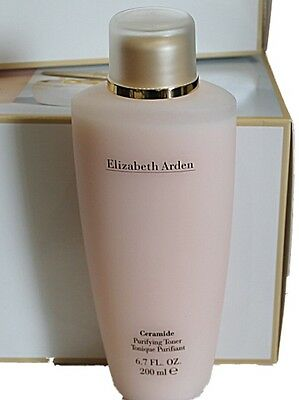 Elizabeth Arden Ceramide Purifying Toner 200ml - Huge Savings! Same Day Dispatch