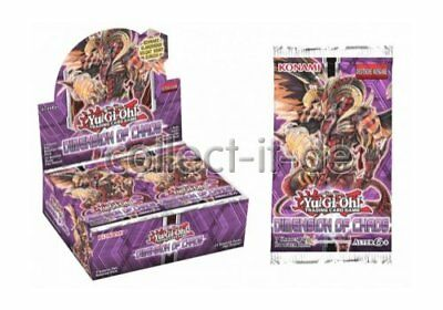 Yu-Gi-Oh! Dimension of Chaos Display (24 Booster)