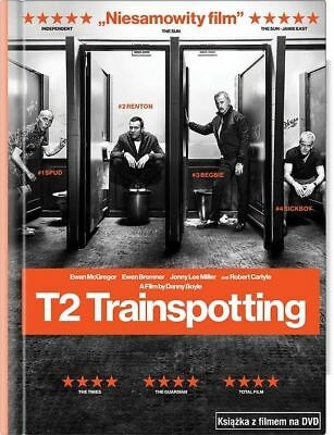 T2: Trainspotting - Booklet Dvd