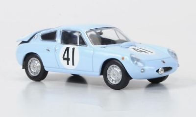 Simca Abarth 1300, No.41, 24h Le Mans, 1:43, IXO