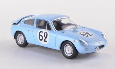 Simca Abarth 1300, No.62, 24h Le Mans, 1:43, IXO