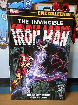 Marvel Epic Collection - Iron Man Vol 10 - The Enemy Within