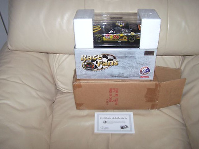 RACE FANS COLLECTIBLES- BILL ELLIOTT #94 McDonald's/ 25TH ANNIVERSARY-CHROME CAR