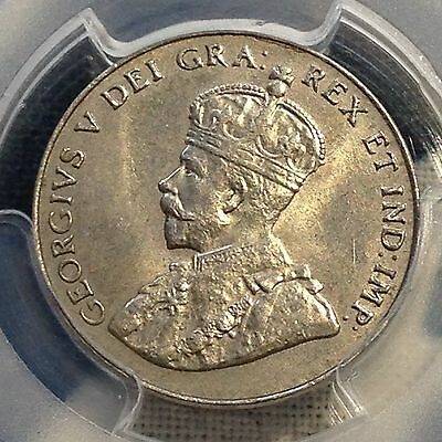 1929 Canada Nickel PCGS MS63 Scarce Beauty Price Reduced CHN!
