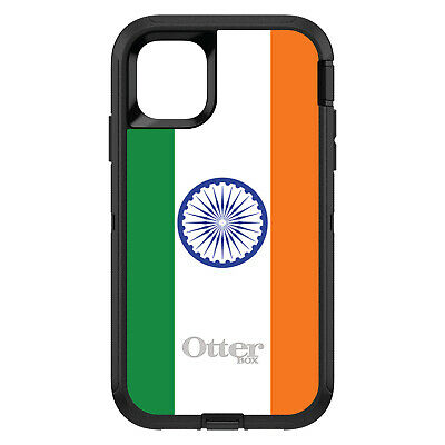 OtterBox Defender for iPhone 7 8 PLUS X XS Max XR India Flag Indian