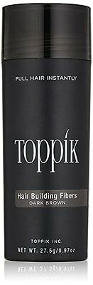 TOPPIK Hair Building Fibers 27.5g - FREE 1ST CLASS DELIVERY