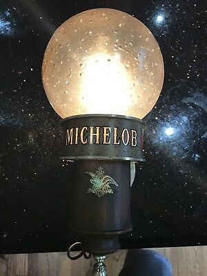 vintage michelob beer Light Lantern