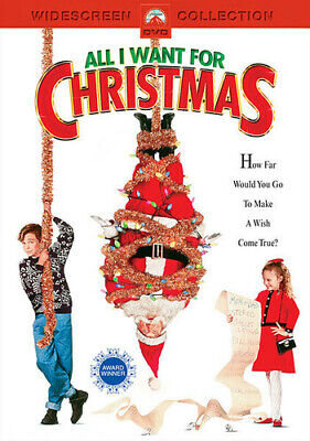 All I Want For Christmas [New DVD] Ac-3/Dolby Digital, Dolby, Dubbed, Subtitle